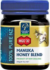 (67,60€/1kg) Manuka Health Aktiver Manukahonig Manuka Honey Blend MGO 30+ -250 g