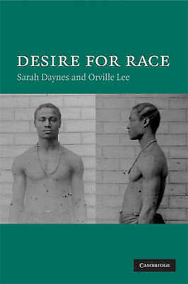 1 of 1 - Desire for Race, Daynes, Sarah, Used; Very Good Book