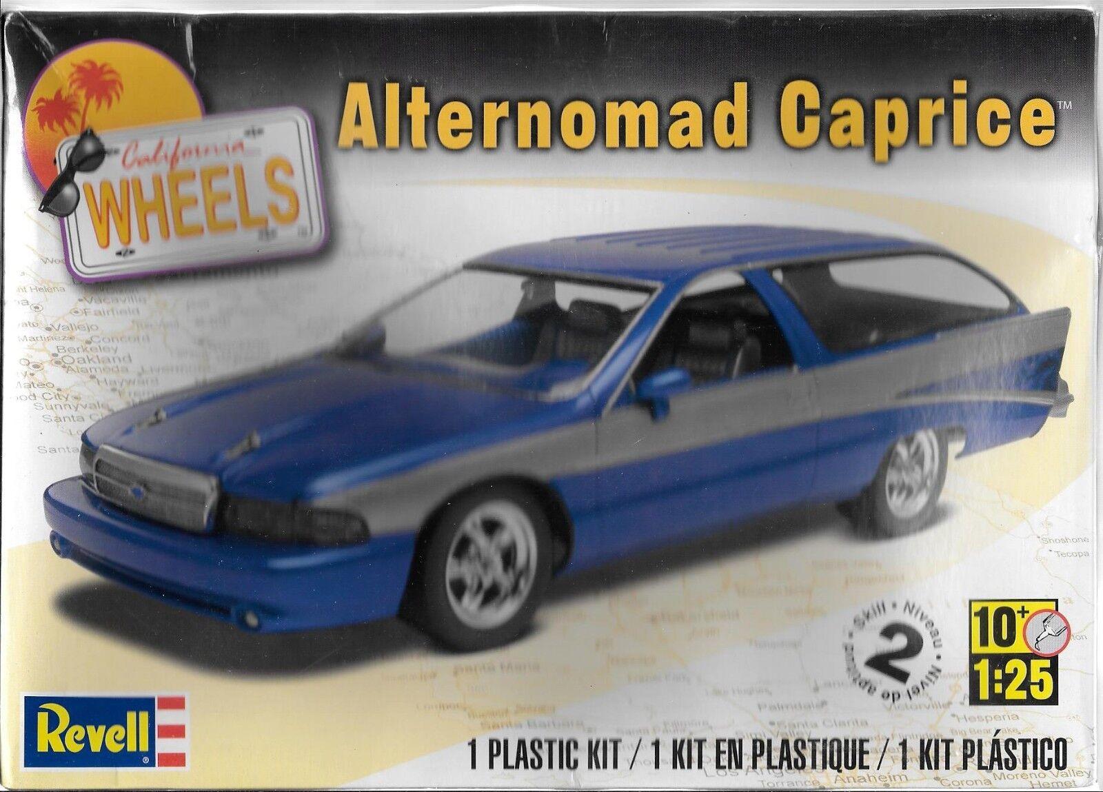 Revell 'California Wheels' Alternomad Caprice in 1 25 4049