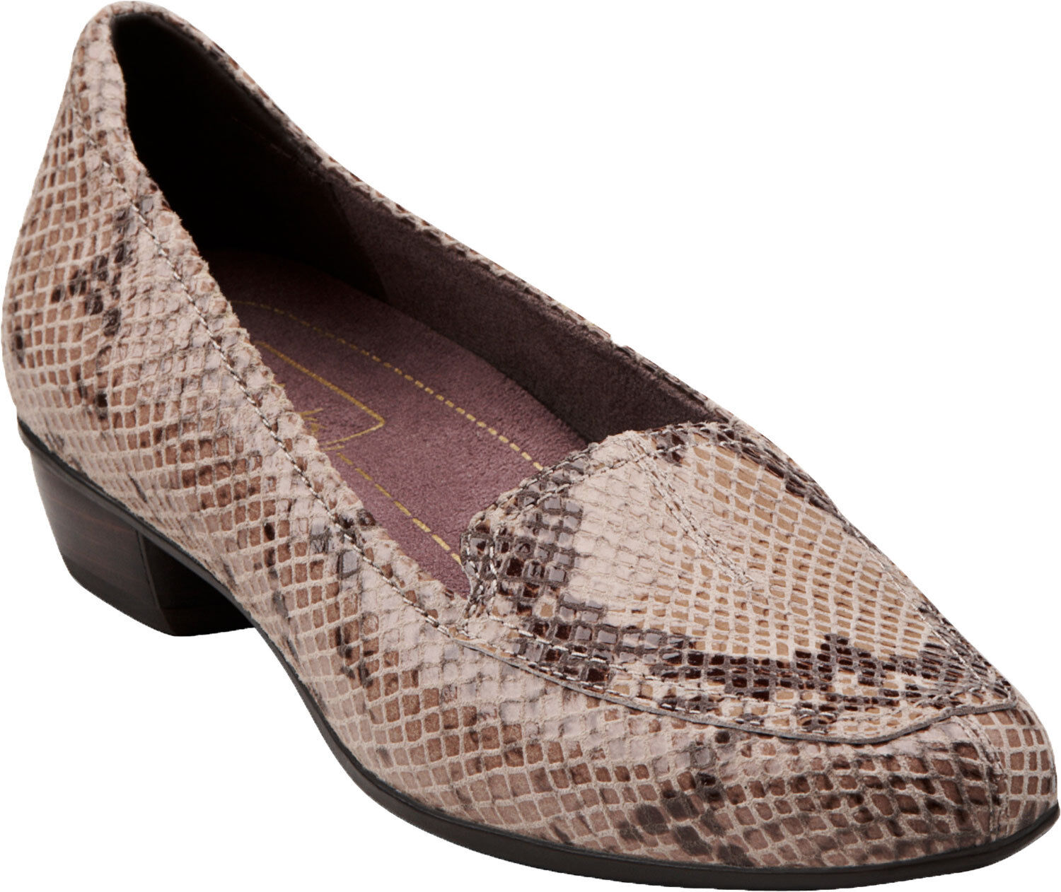 CLARKS TIMELESS SIZE Slip On Dress Loafers SIZE TIMELESS 7 XWide  New In Box 795754