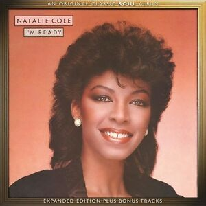 Natalie-Cole-I-039-m-Ready-Expanded-Edition-New-CD-UK-Import