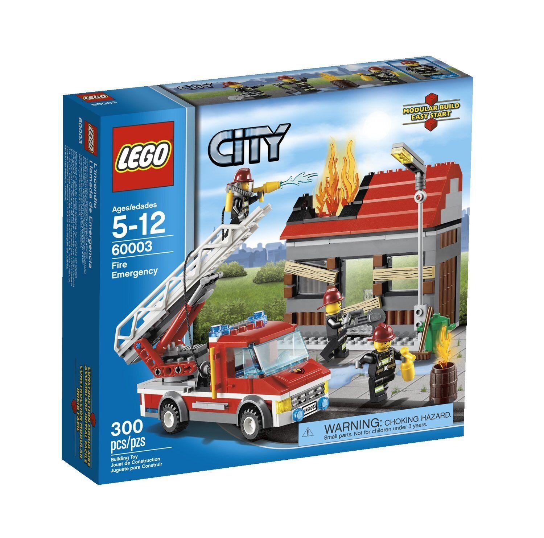 LEGO stads brandbil 6003 Ny i fält Såld ut