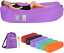 thumbnail 10 - EDEUOEY Inflatable Lounger Air Sofa: Waterproof Beach Travel Outdoor Recliner Gi