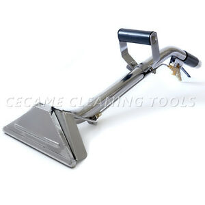 """Dual Jet 10"""" Stair Carpet Cleaning & Auto Detail Upholstery Wand Tool EDIC 799740725662"""