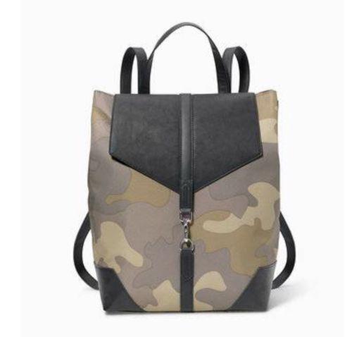 Stella & Dot Ava Backpack-Camo Brand New In Original Package RV