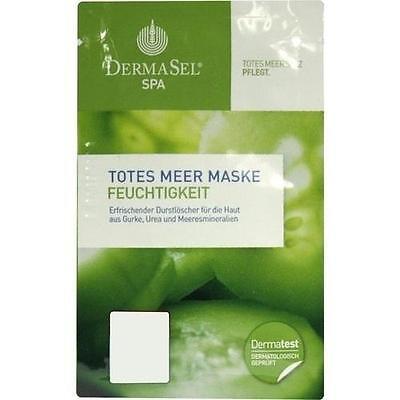 DERMASEL Maske Feuchtigkeit SPA 12ml PZN 6838690