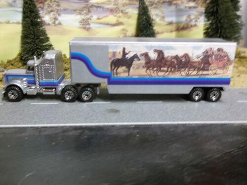 Autos Matchbox Smokey And The Bandit 2 Schneemann Truck Custom 1:80