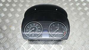 BMW-X1-E84-2-0-DIESEL-MANUAL-INSTRUMENT-CLUSTER-CLOCKS-SPEEDO-9187371-REF4863