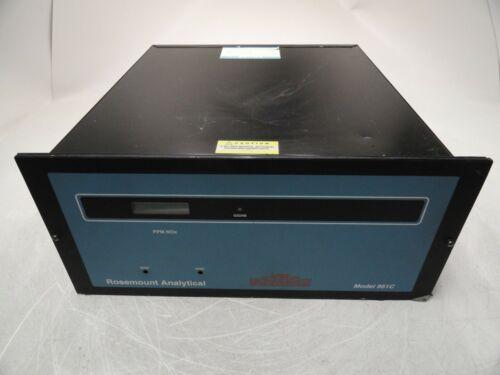 Rosemount Analytical Model 951C PPM NOx Untested AS-IS