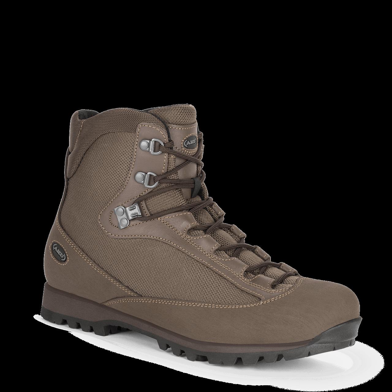 AKU Pilgrim GTX FG Gore-Tex Combat Army Boots Brown