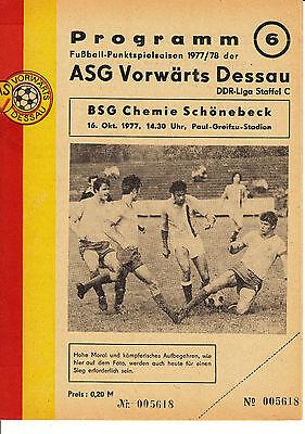Vorwärts Dessau