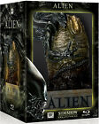 Alien Anthology Comic-Con comicon Egg Packaging Limited Blu-ray Sideshow SEALED!
