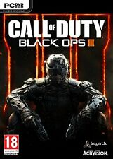 CALL OF DUTY BLACK OPS III 3 PC  NUEVO PRECINTADO EN CASTELLANO PC
