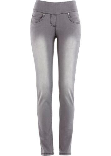 Megastretchjeans con comodamente federale Jeans Leggings jeggings 806 NUOVO poco dimensioni