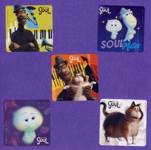 Rewards Party Favors 15 Soul Movie Large Stickers Disney Pixar