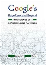 Googles Pagerank And Beyond The Science Of Search Engine Rankings Langville A