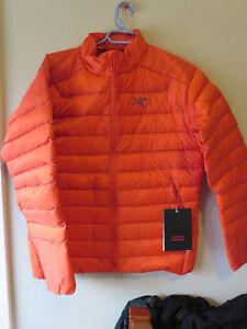 Lt Mens Cerium Arcteryx Jacket Chipotle Color Large Size Nieuw 3LARjq45
