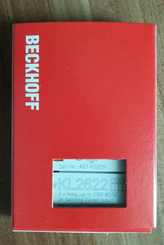 Beckhoff KL 2622 2 x salida de relés