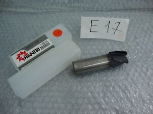 2 Pcs Lot WIDIA™ HANITA™ 5.5mm Carbide 4 Flute Coated End Mill