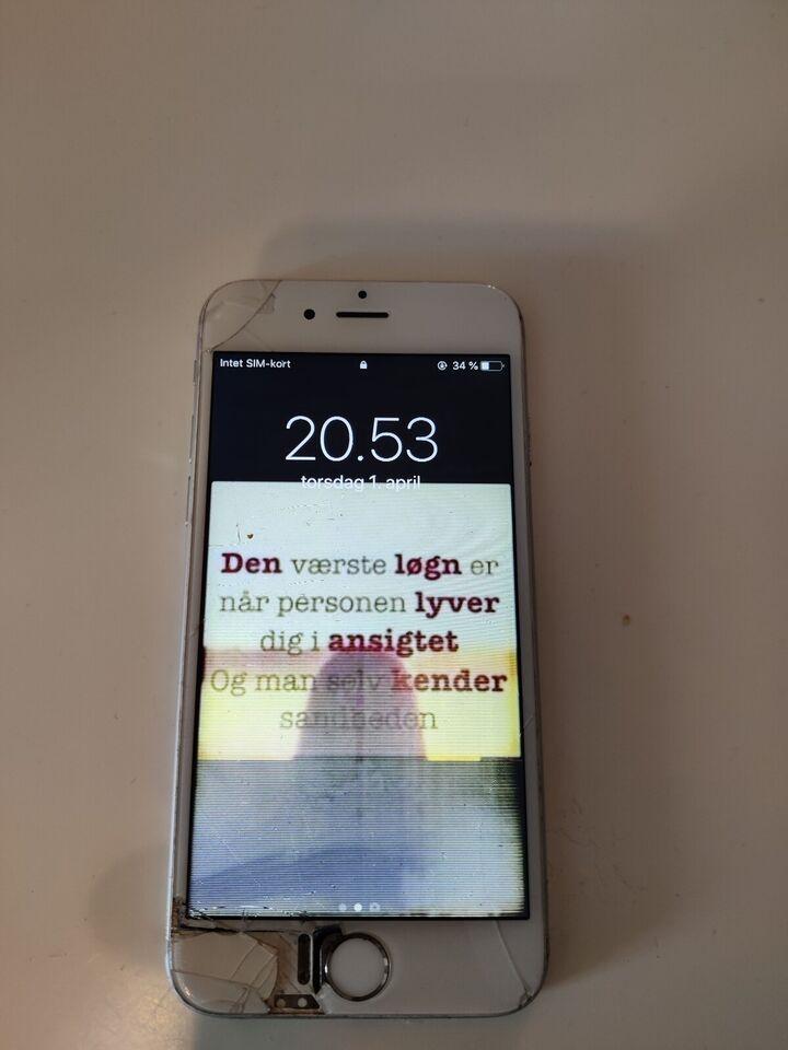 iPhone 6, 64 GB, pink