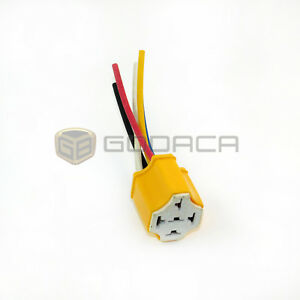 image is loading 1 x connector socket harness ceramic relay 5