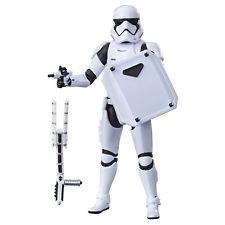 STAR Wars Nero Serie Battle Damaged Stormtrooper Blast accessori 6 POLLICI NUOVO