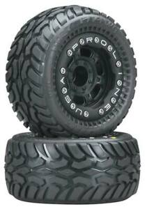 Pro-Line-Dirt-Hawg-I-Off-Road-Tires-Mounted-on-Black-Titus-Bead-loc-Wheels-1-16