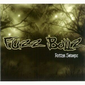 FUZZBALLZ-Rotten-Swamps-CD-PSYCHOBILLY-Russia-fuzzballs-rockabilly-NEW