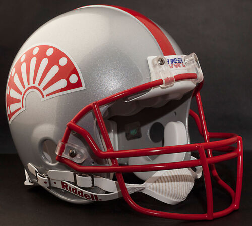 MEMPHIS SHOWBOATS 1984-1985 USFL Football Helmet ACCESSORY DECALS