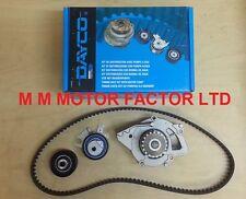FORD FOCUS + C-MAX 2.0 TDCi Dayco Timing motore KIT Cintura Cam E Pompa di acqua Set