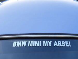 BMW-MINI-MY-ARSE-Funny-Car-Sticker-for-Austin-John-Cooper-S-City-Clubman
