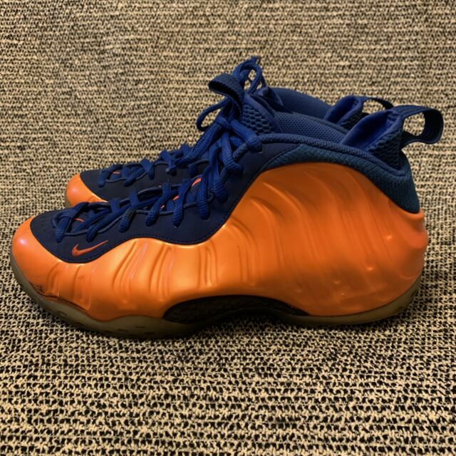 Nike Air Foamposite One New York Knicks