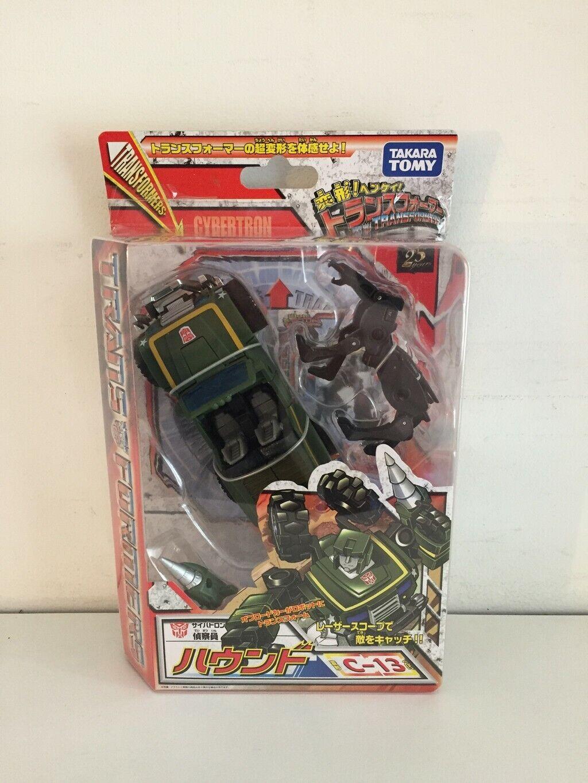 [NIB] Takara Transformers Henkei  Henkei  C13 Hound