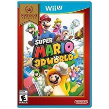 Super Mario 3D World (Nintendo Wii U, 2013)