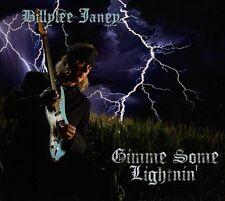 Billy Lee Janey, Billylee Janey - Gimme Some Lightnin [New CD]
