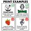 miniatura 2 - Da Uomo T-Shirt Personalizzata Stampa Design Personalizzato Nome Testo Maker stampare le proprie