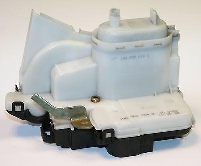 VW POLO 6N PASSENGERS REAR CENTRAL LOCKING DOOR LOCK MECHANISM 6N4 839 015 C