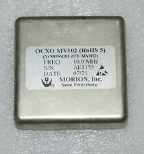 10MHz +12V OCXO High stability vs. temperature - up to 2x10-10