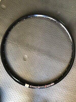 650b Pacenti Forza Tubeless Ready Disc Rim 27.5-32 32h Asymmetrical