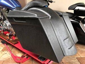 Image Is Loading Honda Vtx 1800 4 034 Hard Bags