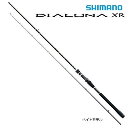 """Shimano"" DIALUNA XR B806M Mediu fishing baitcasting rod New From Japan FS"