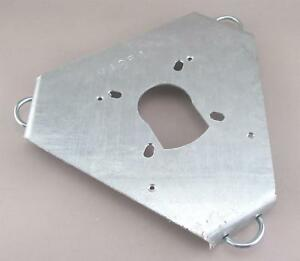 Details about ROHN AS25G Top Single Accessory Shelf Rotor Shelf Plate for  Rohn 25G Tower