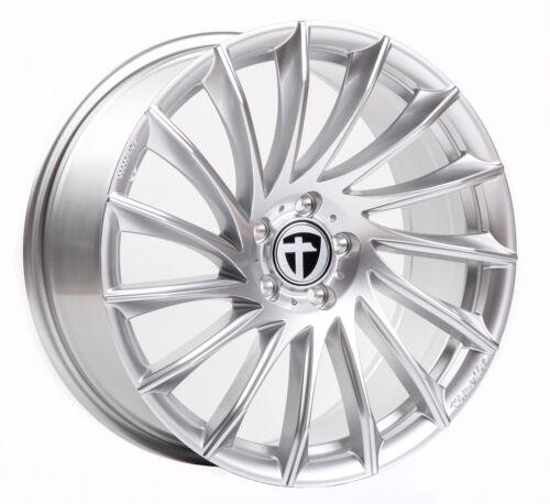 Tomason TN16 Silber 8.5x19 Lochkreis 5x108 et40 Ford Jaguar Volvo Landrover