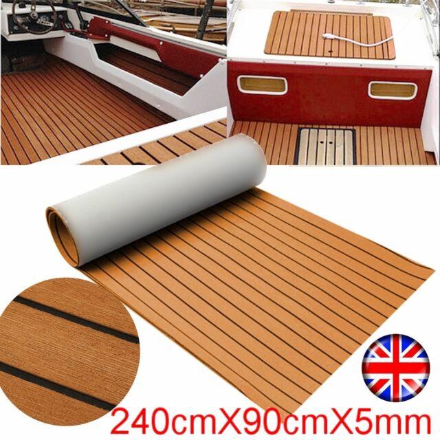 EVA Foam Marine Flooring Teak Boat Decking Carpet Yacht Floor Mat 95/'/'X35/'/'
