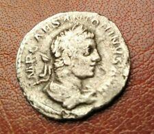 Presioso denario Romano. Muy bonito en mano. Plata.Autentic. roman