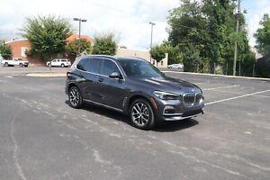 2020 BMW X5 sDrive40i RWD W/Convenience Package