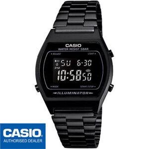 CASIO-B640WB-1B-B640WB-1BEF-B640WB-1BVT-RETRO-VINTAGE-NEGRO-BLACK-SCHWARZ-NERO