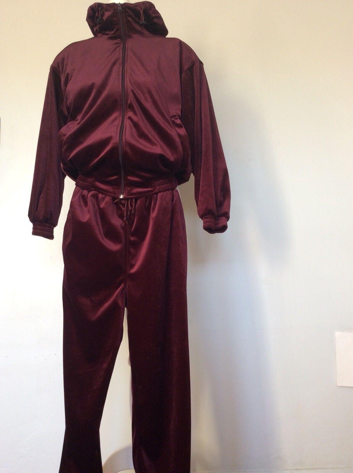 Fuda Designer Sport Jogging Suit With Hoodie Velour