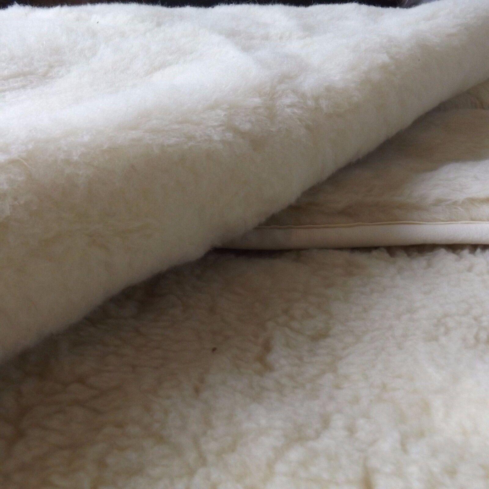 Top Wool Blanket Bedspread Cover Bedspread Virgin Wool Real Hair Many Sizes