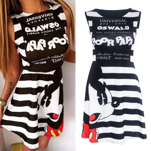 Damen Boho Strandkleid Sommer Freizeit Bodycon Tunika Kaftan Kleid Minikleider